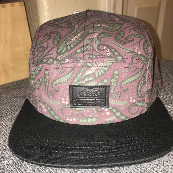 Vans men s paisley hat 861faa4f626